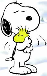 Projeto Autobahn Desenhos Snoopy